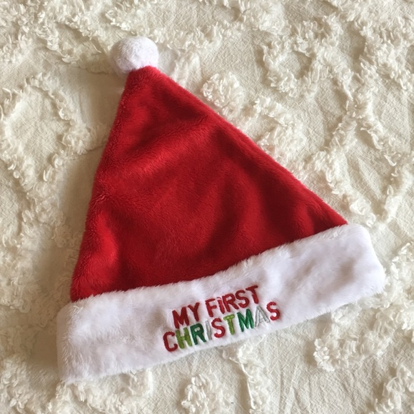 Carter s Other - 🎄 My 1st Christmas Santa Hat 🎅🏼 68d41cdfb52